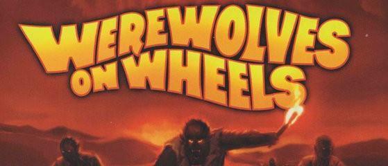 Ich bin ein Werwolf auf Raedern