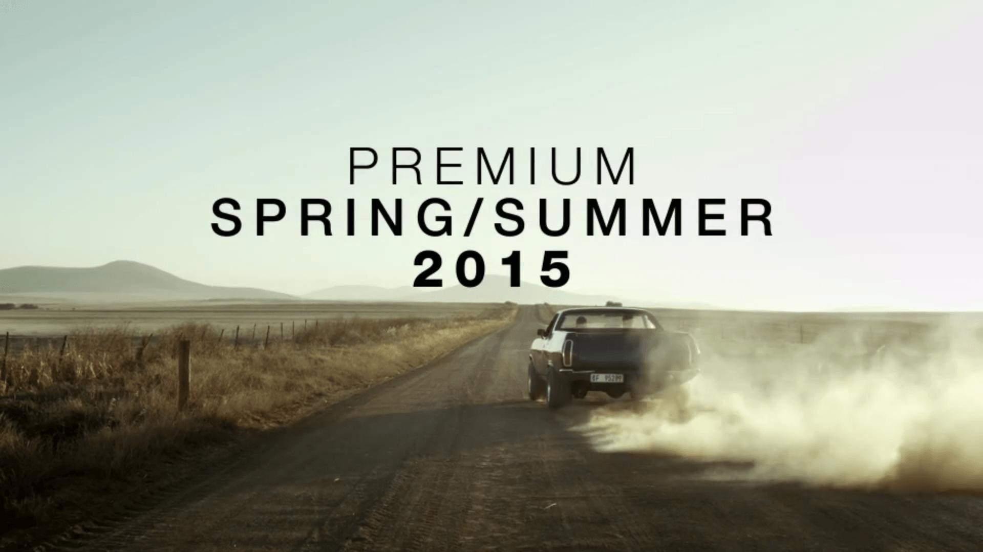 Zalando Summer/Spring 2015