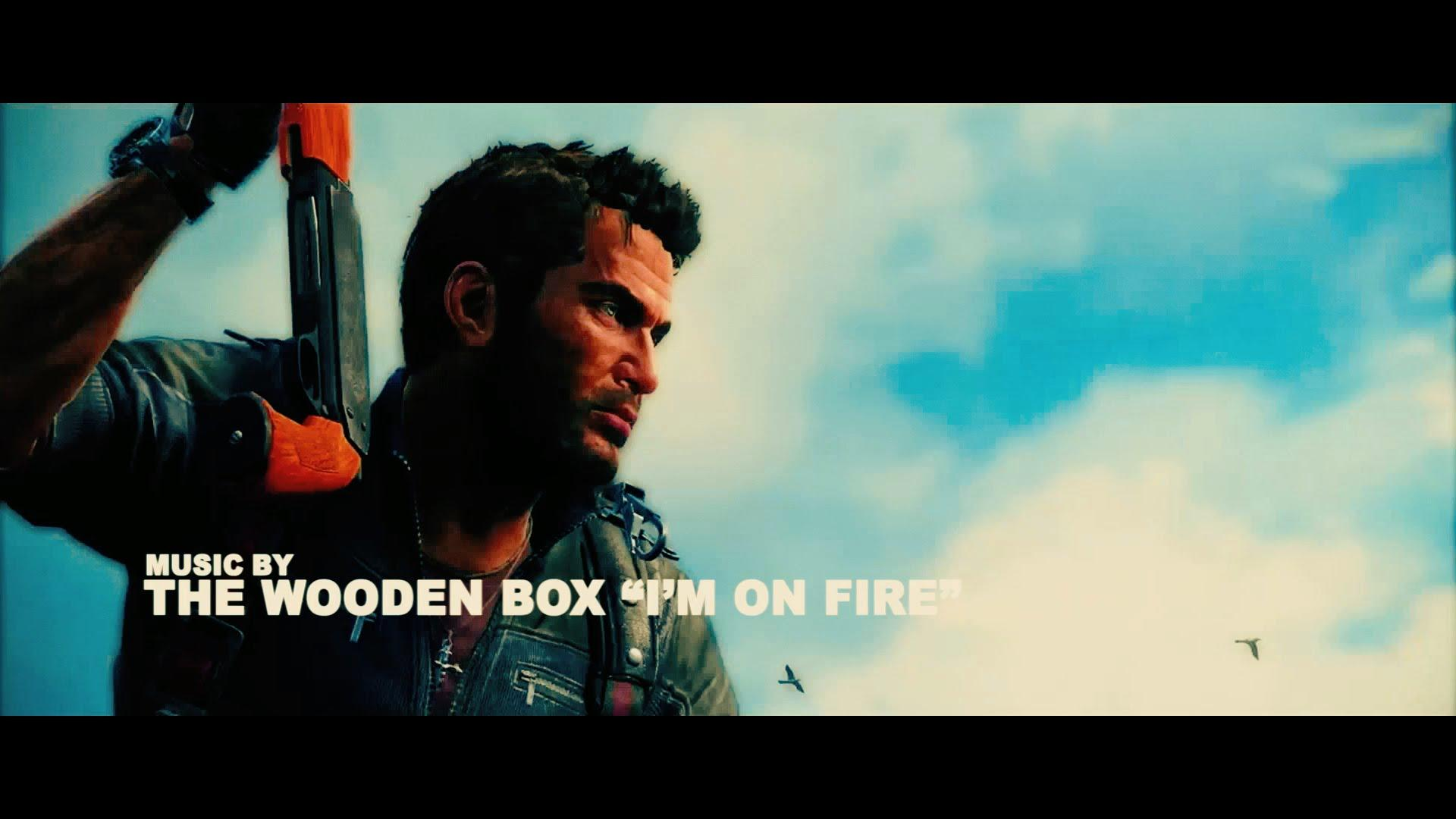 """Square Enix Best Audio: The Wooden Box """"I'm on fire"""""""