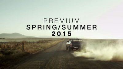 Zalando: Premium Summer/Spring 2015