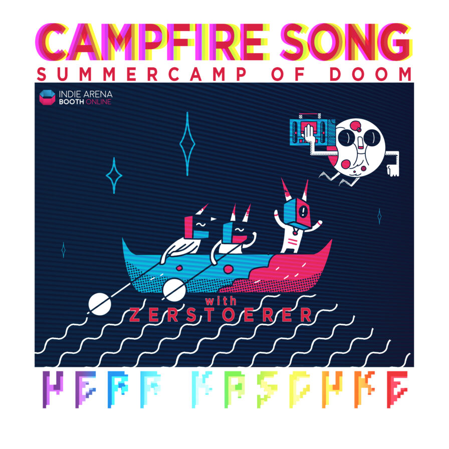 Indie Arena Booth - Campfire Song